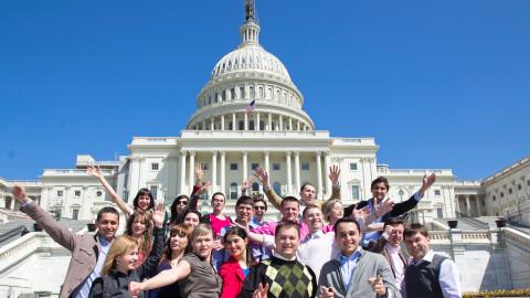 Legislative fellows tapasztalatcsere program – áprilisi utazók