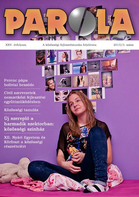 Megjelent a Parola idei harmadik száma