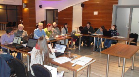 ECOS projektindító találkozó