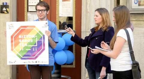 Elértük! Szegedi klubok, éttermek, intézmények a nyilvánosság előtt  is felvállalták, hogy elfogadják az LMBTQI-embereket