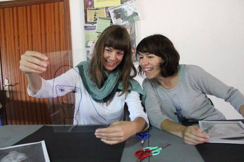 Műhely-hétvége a közösségi művészetekről Kunbábonyban – október 20-22.